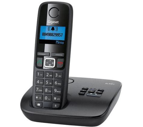 what of phone is this buy gigaset al410a cordless phone with answering machine