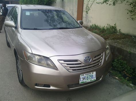 Toyota Camry 2008 For Sale by Toyota Camry 2008 For Sale Autos Nigeria
