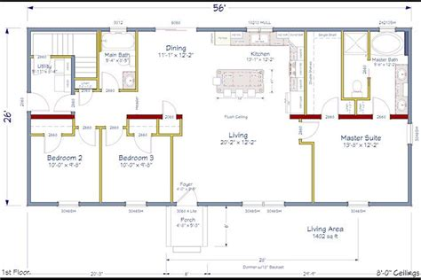 open layout house plans open concept floor plan ranch model home