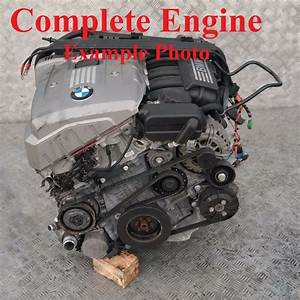 Bmw 3 5 Series E60 E90 E91 Bare Engine 523i 525i 323i 325i