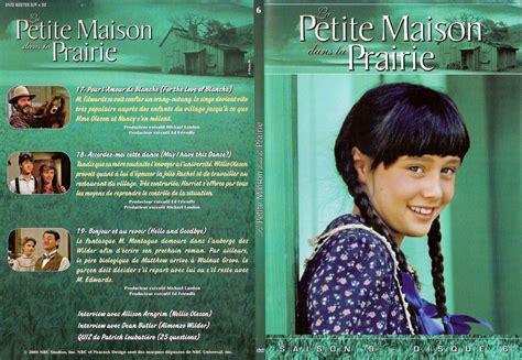 jaquette dvd de la maison dans la prairie saison 9 dvd 6 cin 233 ma