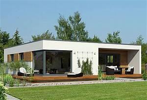 Bodenplatte Preis Qm : fertighaus fertigh user la cabana 139 35 qm und flachdach als holztafelbau von meisterst ck ~ Indierocktalk.com Haus und Dekorationen