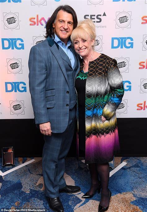 Dame Barbara Windsor's husband Scott Mitchell feared ...