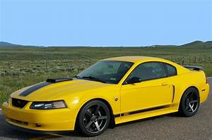 Screaming Yellow 2004 Ford Mustang Mach 1 - Hot Rod Network