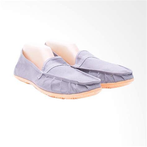 jual dr kevin casual sepatu pria grey 9306