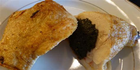 cuisine basse temperature philippe baratte cuisses de volailles farcies aux épinards et pignons de pin cuisson basse température blogs de