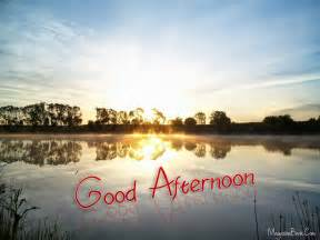 Animated Good Afternoon