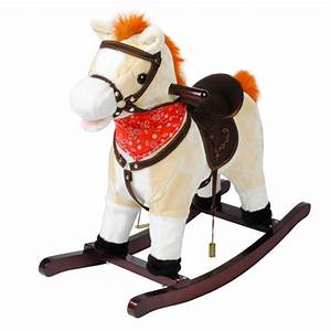 Cheval A Bascule : cheval bascule jeux enfant en promotion ~ Teatrodelosmanantiales.com Idées de Décoration