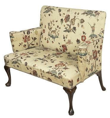 Sell My Settee by Swc Walnut Settee C 1760 Ebay