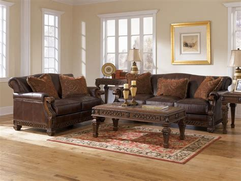 tuin set outlook durable snazzy distressed leather sofa coming with humble
