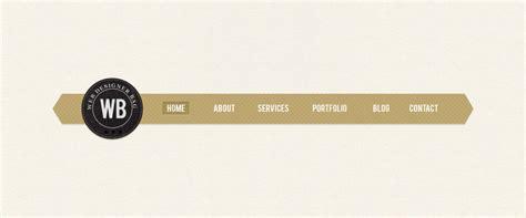 web design menu bar images vertical website menu