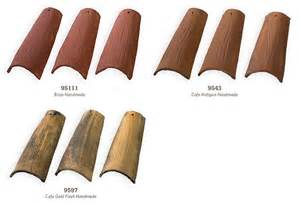 redland clay tile mexico junipero 9000 series 171 redland clay tile