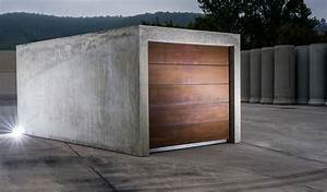 quel budget pour un garage prefabrique en kit modulaire With garage beton en kit prix