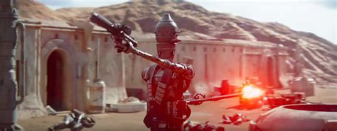 Star Wars: The Mandalorian Trailer Breakdown and Analysis ...