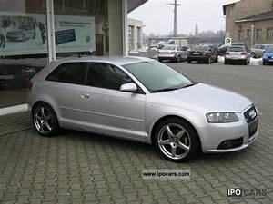 Audi A3 Versions : audi 2008 a3 s line us version illinois liver ~ Medecine-chirurgie-esthetiques.com Avis de Voitures
