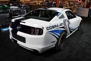 Sema 2012  Cobra Jet Twin Turbo Concept