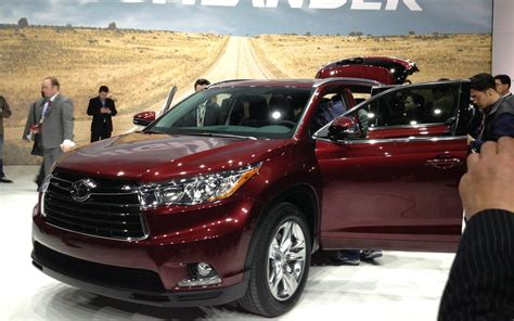 2019 Toyota Highlander Release Date  New Car Price Update