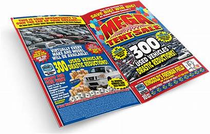 Mail Direct Advertising Dealer Automotive Newspaper Marketing