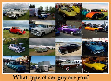 What Your Vintage Vehicle Says About Your Personality