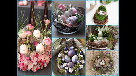 easter crafts to make and sell diy bird nest decorations for easter crafts ideas to make and sell youtube