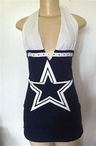 dallas cowboys halter dress dallas cowboys clothes and With dallas cowboys wedding dress