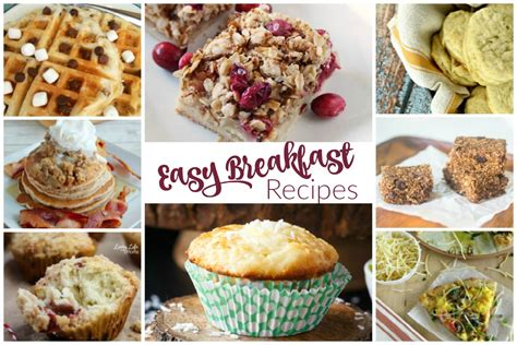 breakfast desserts easy easy breakfast recipes and our delicious dishes recipe party