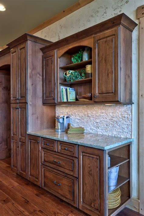 27+ Awe-Inspiring Kitchen Cabinets Stained Wood