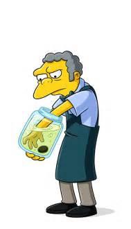 Simpsons Moe Szyslak