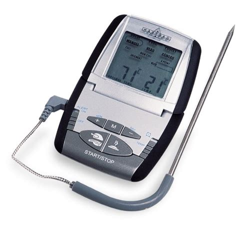 sonde cuisine thermo sonde digitale de cuisson mastrad thermomètres et