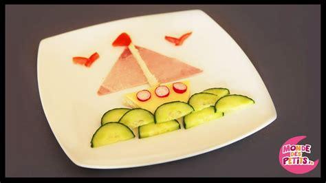 recette cuisine pour enfants cuisine pour enfants le bateau