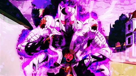 anime jojo theme jojo s adventure is unbreakable killer