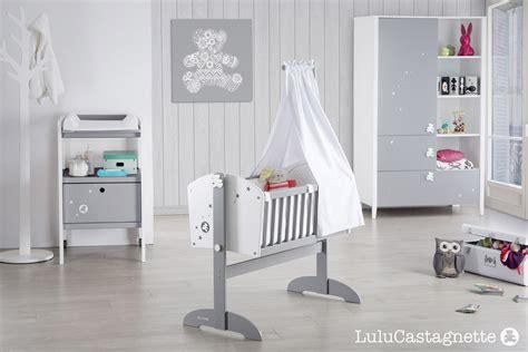 chambre bébé blanc et gris gris chambre bebe