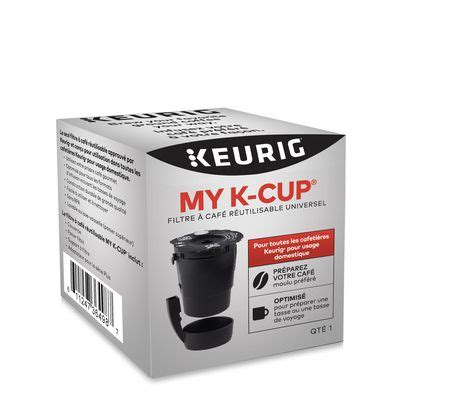 If you are unsure of what brewer you have, check out the image below! Keurig My K-Cup Universal Reusable Coffee Filter | Walmart ...