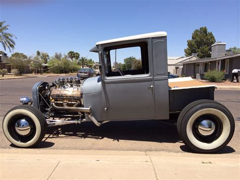 Hot Rod Ford Pickup The