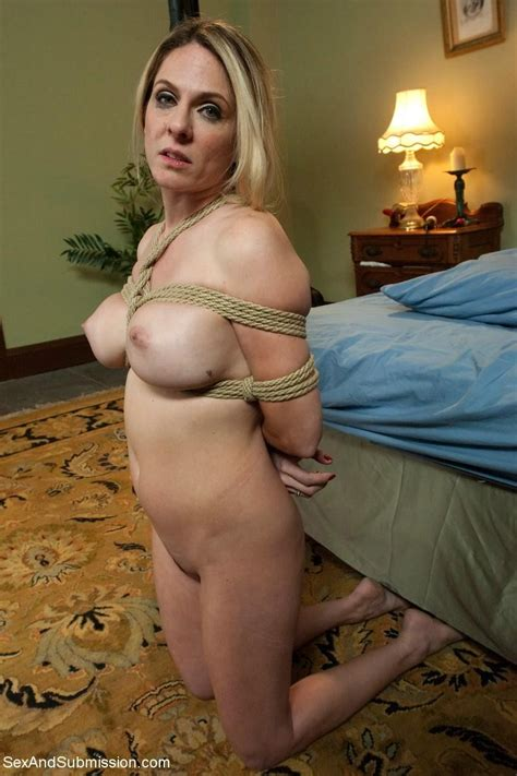 Sexy Hot Milf Maid Ass Fucked And Punished In Bondage