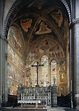 Frescoes in the Tornabuoni Chapel of the Santa Maria ...