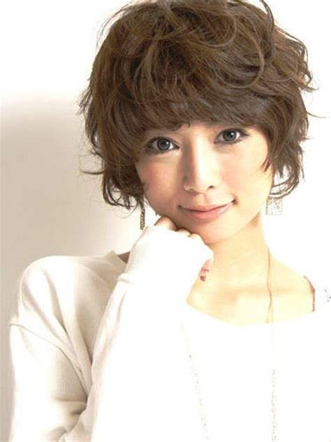 pictures  cute curly japanese hairstyle