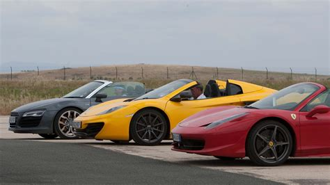 Top Gear Budget Supercar by Top Gear S Spain Supercar Circuit Replay