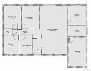agrandissement maison etage en bois travaux renovation With nice plan maison avec cote 14 agrandissement maison bois extension bois