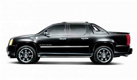 2015 luxury trucks 2015 cadillac ext escalade the luxury pickup