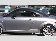 used audi tt sport 240 coupe for sale at MotorClickcouk