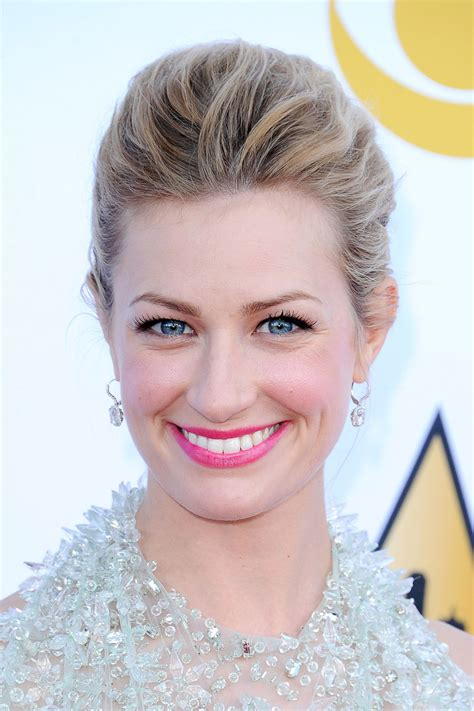 Beth Behrs Academy Country Music Awards