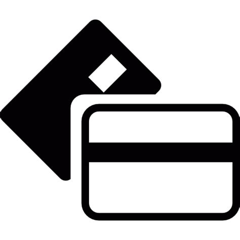 credit cards  commerce icons