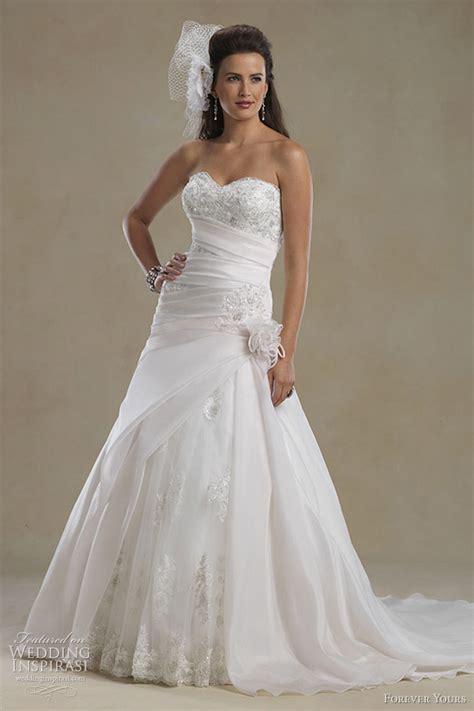 Forever Yours Wedding Dresses 2012  Wedding Inspirasi