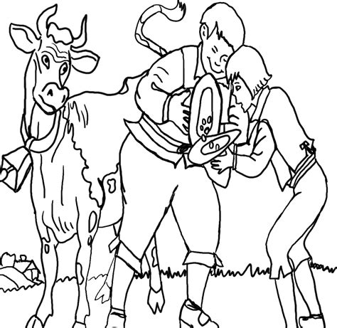 Fairytale Giant Coloring Pages