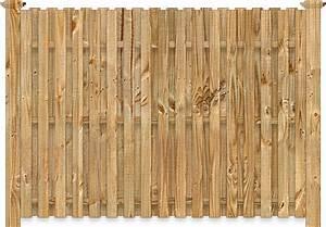 Board On Board Wood Fence   Dennisville Fence