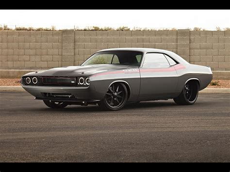 Photoshoot 1970 Dodge Challenger By Roadster Shop