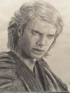 Anakin Skywalker - Hayden Christensen Fan Art (24219374 ...