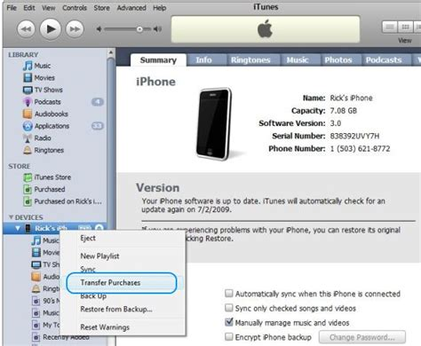 copy to iphone without itunes synchronize problem with pc apple forum