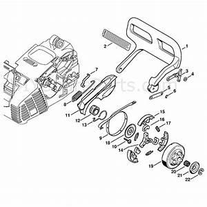 Stihl Ms 191 Parts Diagram